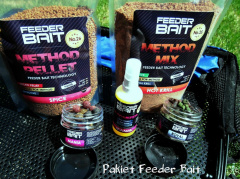 Session Pack Feeder Bait Hot Krill