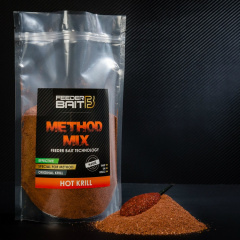 Method Mix Feeder Bait Hot Krill