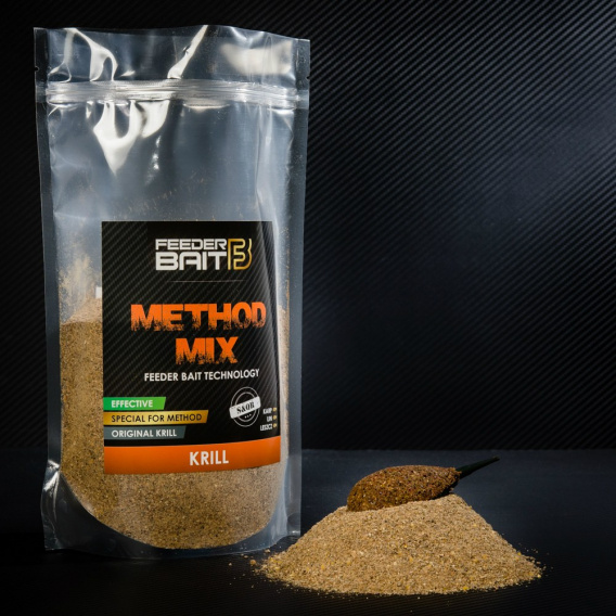 Method Mix Feeder Bait Krill