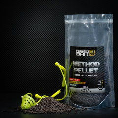 Micro Pellets Feeder Bait Rak 4mm Black